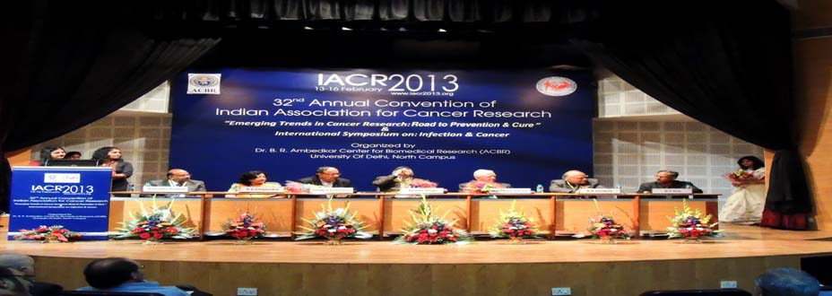 Inaugaral Ceremony of IACR 2013